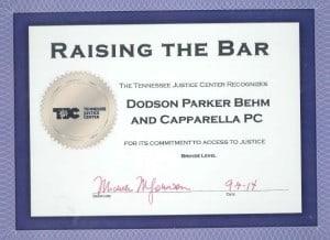 Raising the Bar 2015