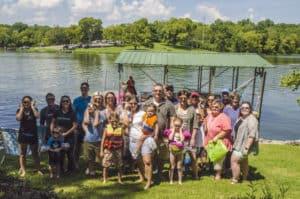 DPBC Members & Family Celebrate Eclipse